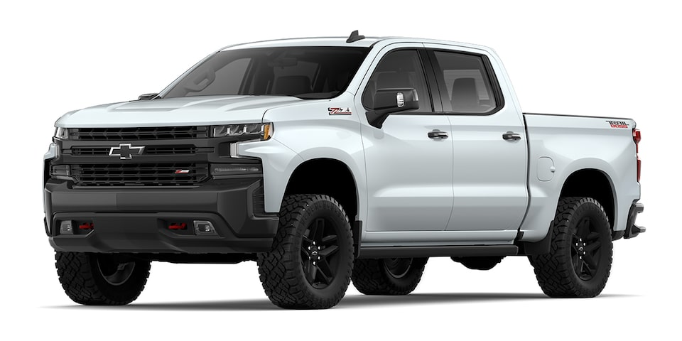 Cheyenne 2020 pickup doble cabina color blanco
